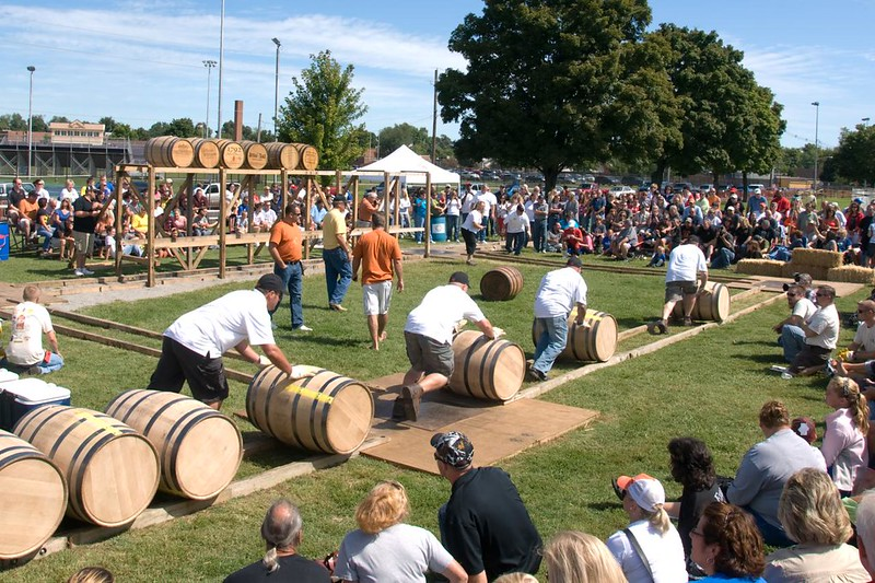 Bourbon Barrel Relay