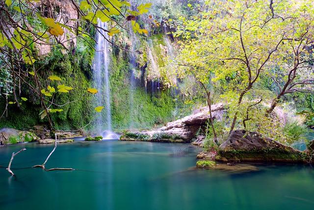 Kursunlu Waterfall, Antalya