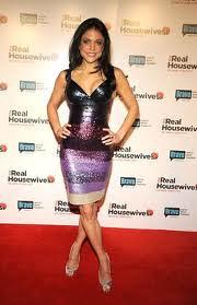 Bethenny Frankel Bandage Dress Herve Leger Celebrity Style Women's Fashion