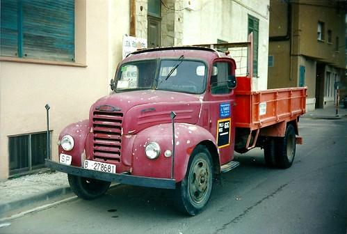 camió Ebro B45