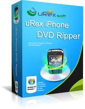 uRex iPhone DVD Ripper