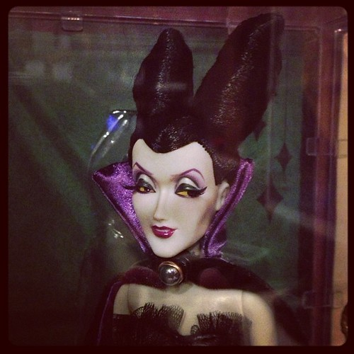 Maleficent-Disney Villains Designer Collection