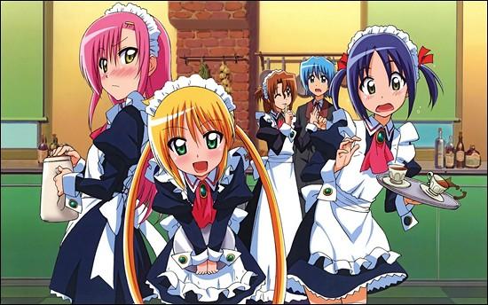 2° Trailer do Novo anime de Hayate the Combat Butler!