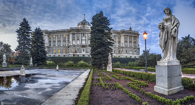 Royal Palace, Madrid, Spain