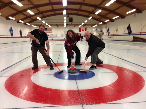 More curling action! by charlib52