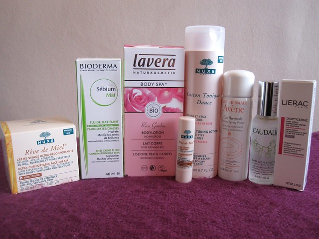 french_pharmacy_haul
