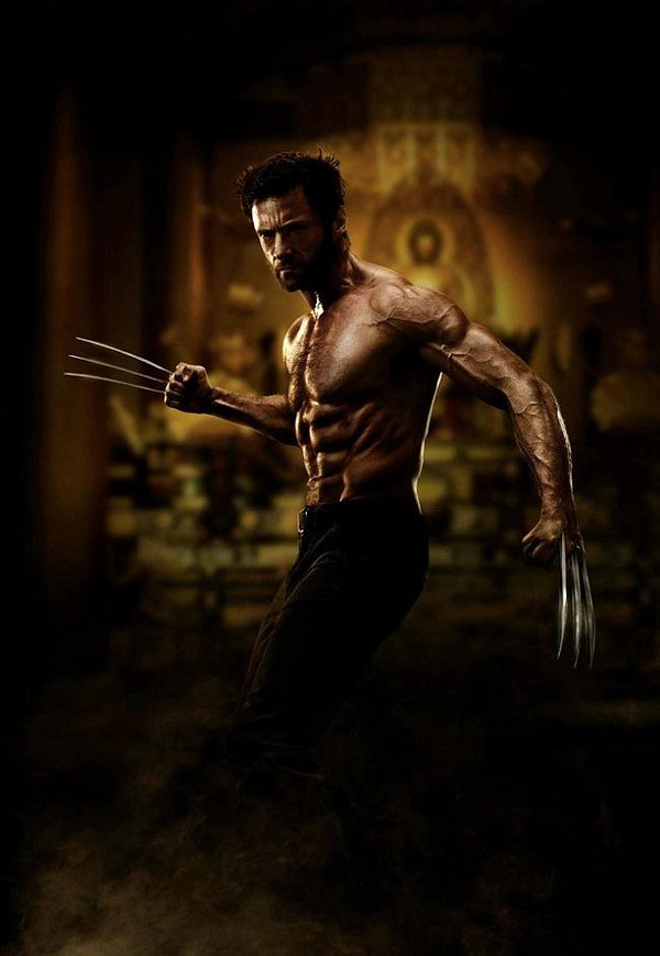 The Wolverine imagen oficial