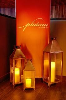 Plateau Lounge Interior Images