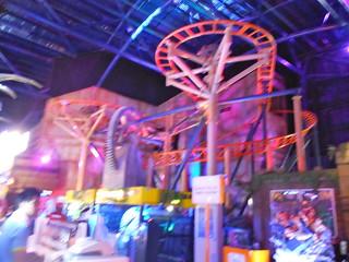 Dubai Mall - Indoor Amusement Park