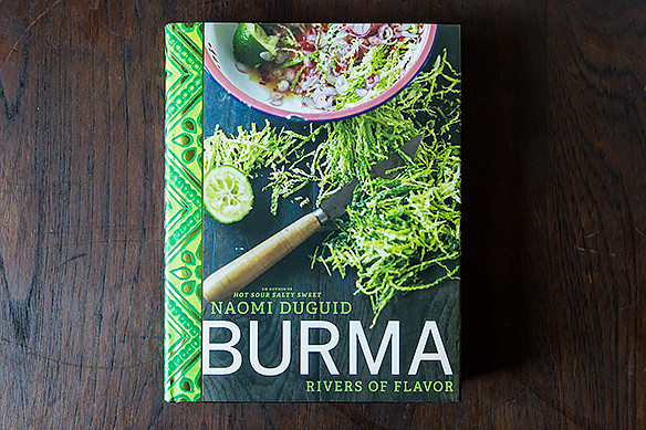 Burma Naomi Duguid