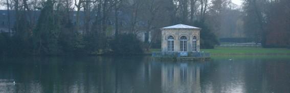 Chateau de Fontainebleau, gardens