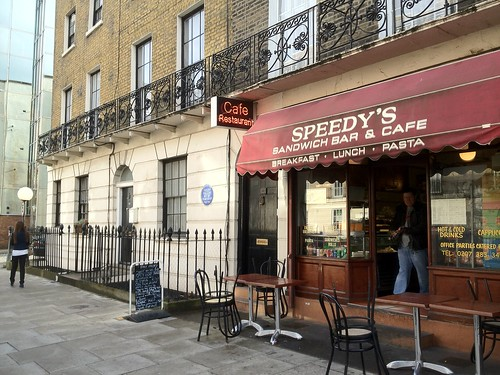 """Sherlock"" Filming location"