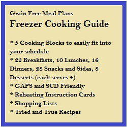 Freezer Cooking square