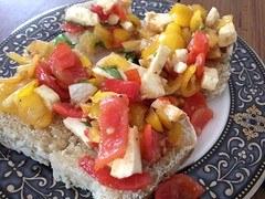 This Time of Year It is all about the Bruschetta by mikeysklar