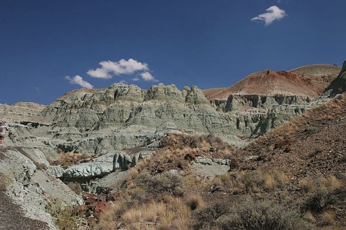 Blue Basin - John Day Fossil Beds