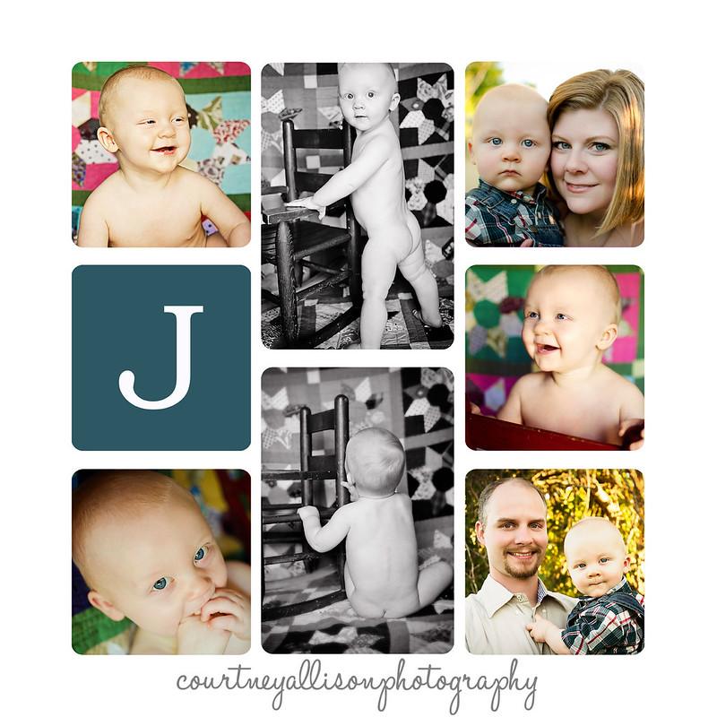 Joseph 9 mo collage wm