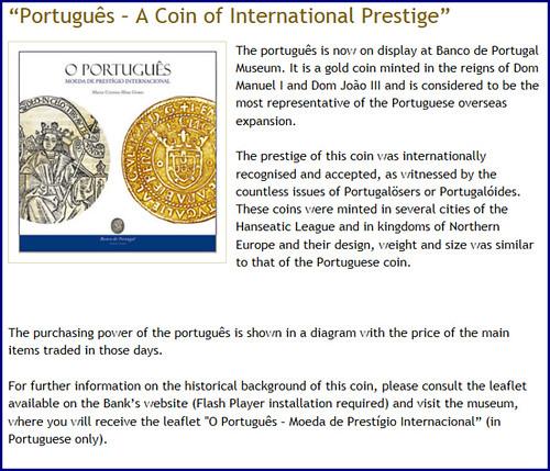 Português prestige