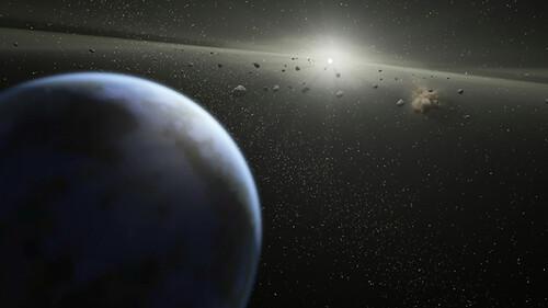 Глобальное потепление может быть остановлено - пыль астероида станет зонтом для Земли