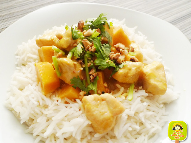 thai red curry with chicken 2