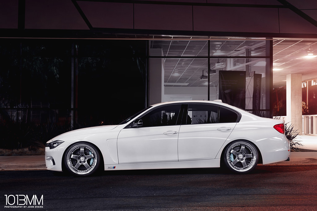 SSR Wheels BMW 328i F30