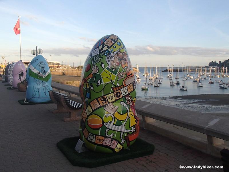 Saint Quay Portrieux, the harbour, Brittany