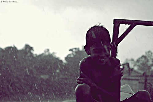 A day with the rain...