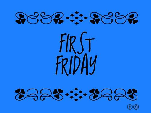 Buzzword Bingo: First Friday @FirstFridayLV #FirstFridayLV!