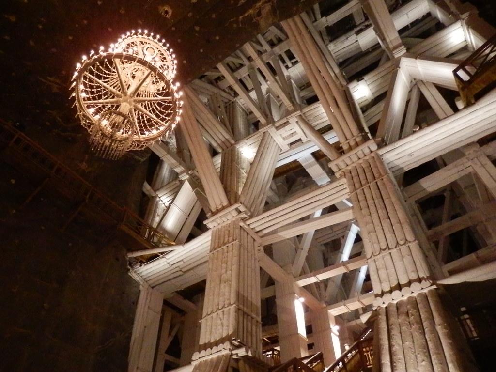 Krakow- Wieliczka Salt Mine 130