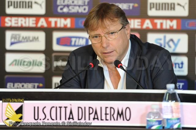 Palermo, Lo Monaco lascia Zamparini$