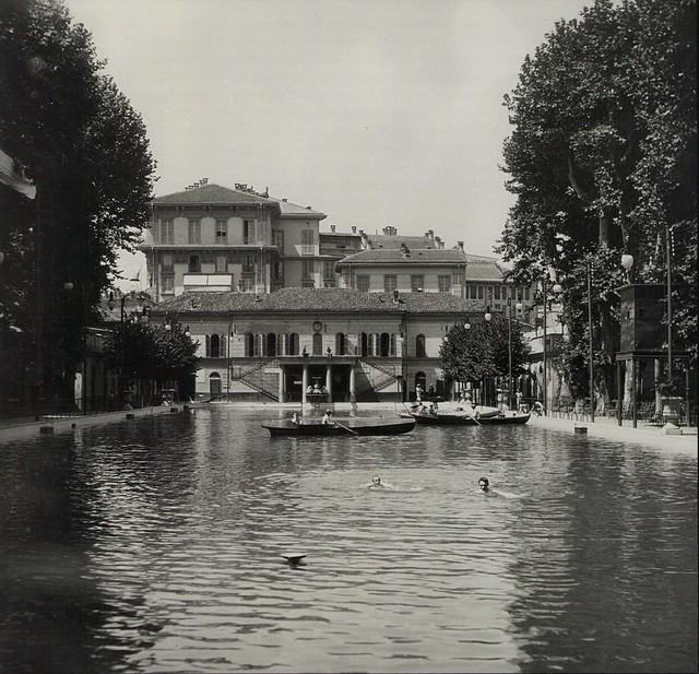 I Bagni di Diana, 1906