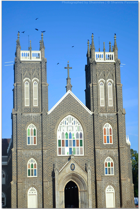 Arthunkal Church - Front View