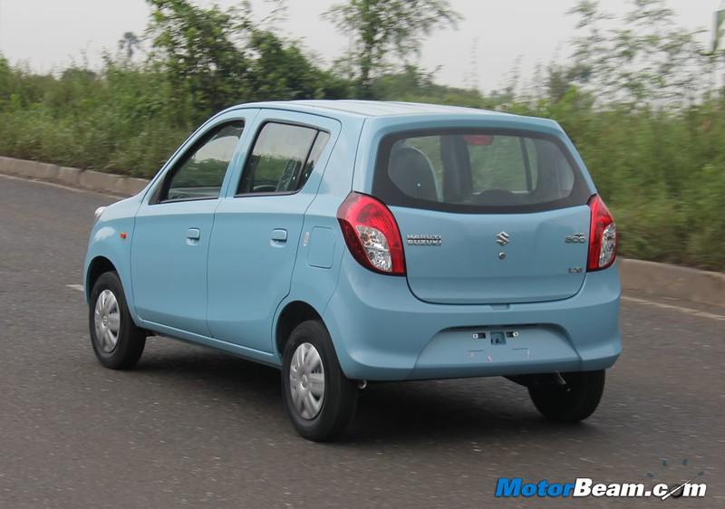 Suzuki Alto 800 K10 Facelift In Autoweek Nl