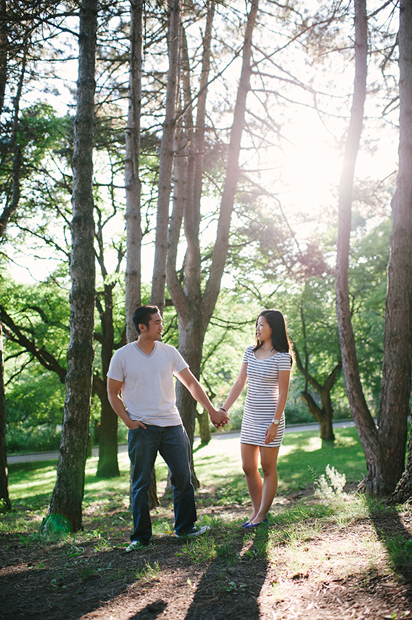 Allison & Joel, summer love