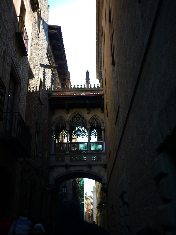歌德區 Barri Gòtic