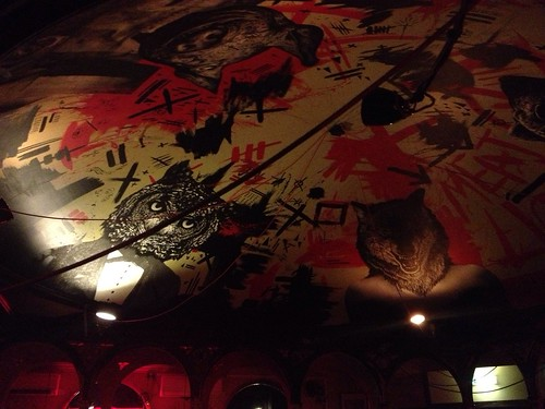Ceiling, Meat Liquor