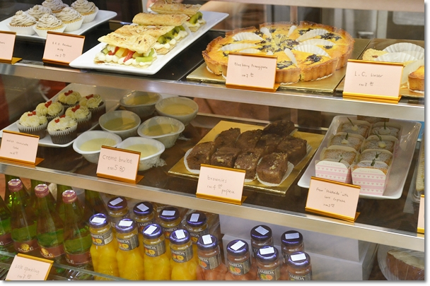 Selection of Desserts & Pastries