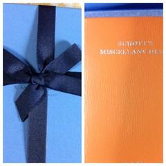 Schott's Miscellany Diary 2013