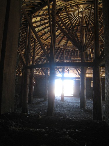 Pete French Round Barn