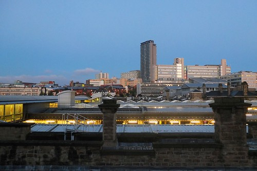 Roofs of Sheffield