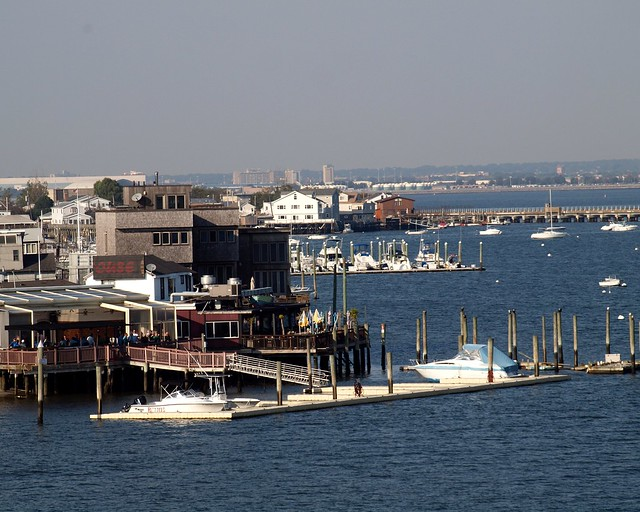 Bayview Restaurant on Jamaica Bay, Broad Channel, Queens, New York City | Flickr - Photo Sharing!