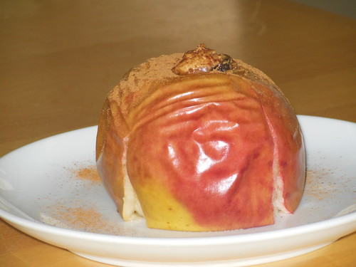 paleo baked apple