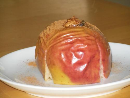 paleo baked apple