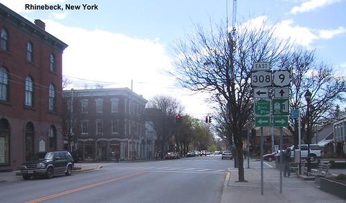 Rhinebeck NY