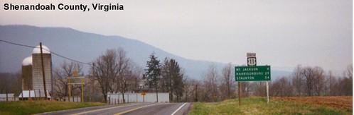 Shenandoah County VA