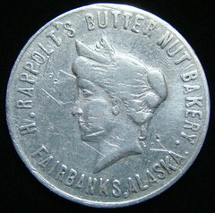 Butter Nut Bakery obverse
