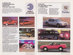 World of Motion - Concepts and Cadillacs