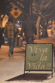 Viva la Vida, College Point Boulevard