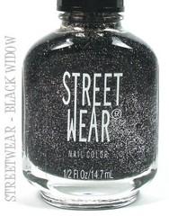 Streetwear Black Widow