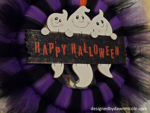 Halloween Mantle #MarthaHalloween