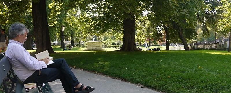 03 Burggarten,从前的霍夫堡皇宫花园
